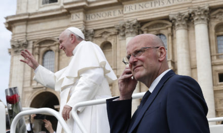 Vatican security chief resigns following leak of internal document