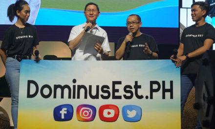 Archdiocese launches 'Dominus Est', a new evangelization platform