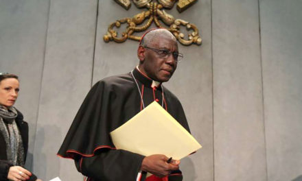 Cardinal Sarah: Ideological push in Amazon synod an 'insult to God'