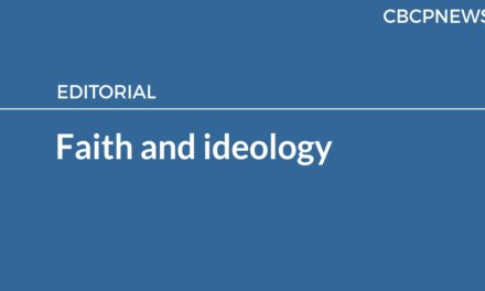 Faith and ideology