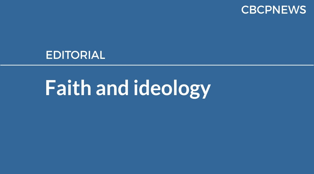 Faith and ideology