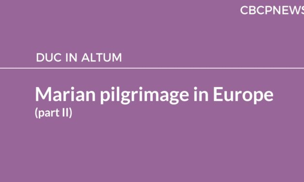Marian pilgrimage in Europe (Part II)