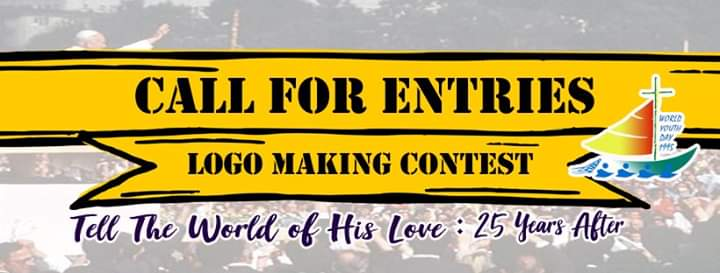 Logo design contest launched for WYD '95 silver anniversary
