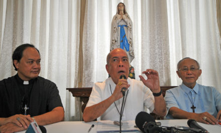 Celebrating 500 years of Christianity is about God's love — CBCP chief