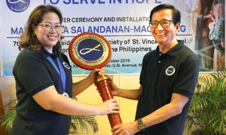 SSVP Philippines elects new head