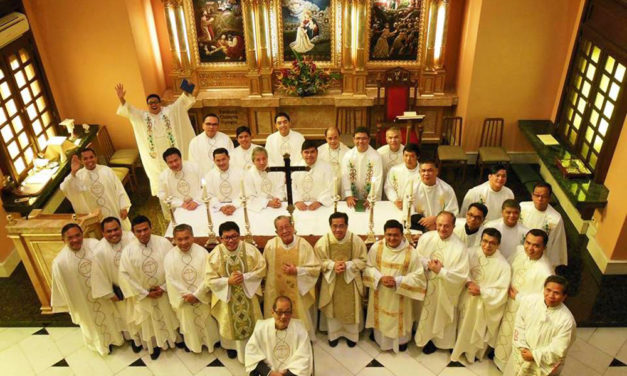 Clergy retreat aims to offer a fresh perspective in priestly ministry