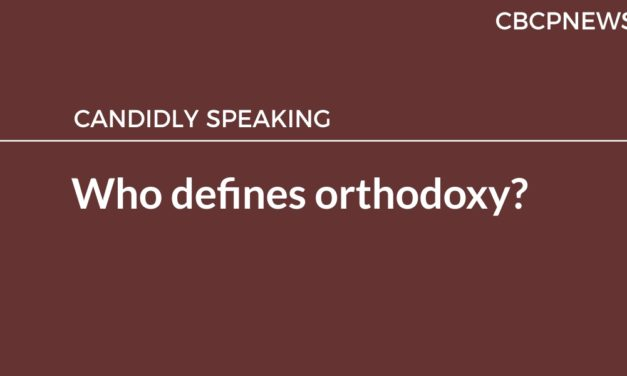 Who defines orthodoxy?