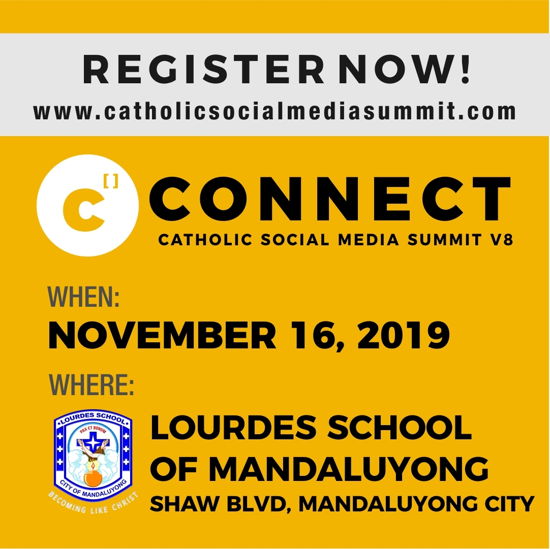 Catholic Social Media Summit 2019
