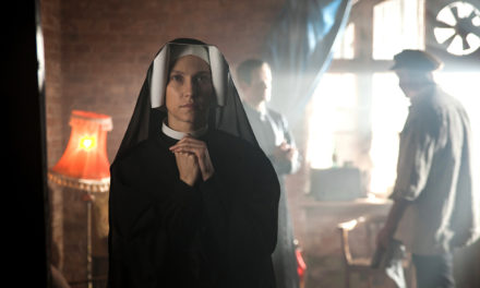 Polish actress read saint's diaries to prepare for film role