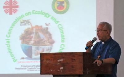 Protecting Catanduanes Natural   Park is 'shared duty', says Virac bishop
