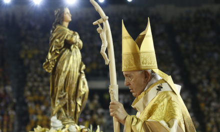 Mission is seeking family members you don't know yet, pope tells Thais