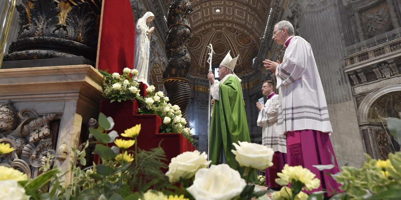 Pope Francis: The poor, unborn, and elderly are neglected in the frenzy of modern life
