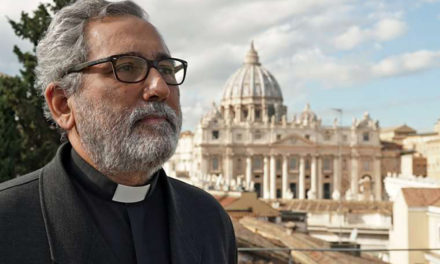 Pope Francis names Spanish Jesuit head of Vatican's economy secretariat