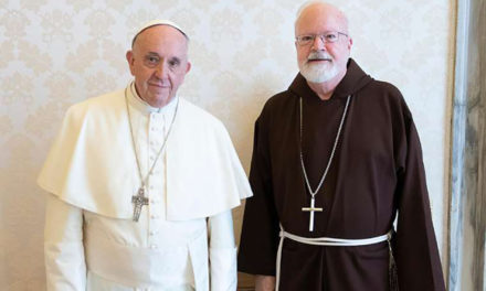 Cardinal O'Malley: Pope Francis will publish Vatican McCarrick report 'soon'
