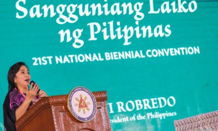 Priest backs Robredo's approach to drug war