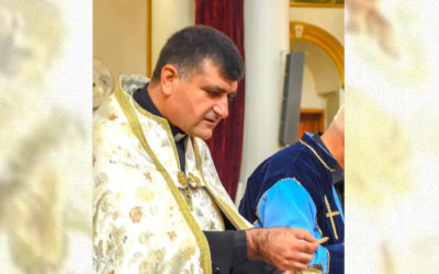 Armenian Catholic priest and his father shot dead in Syria