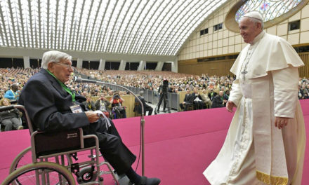 Witnesses better than initiatives in parish-based evangelization, Pope Francis says