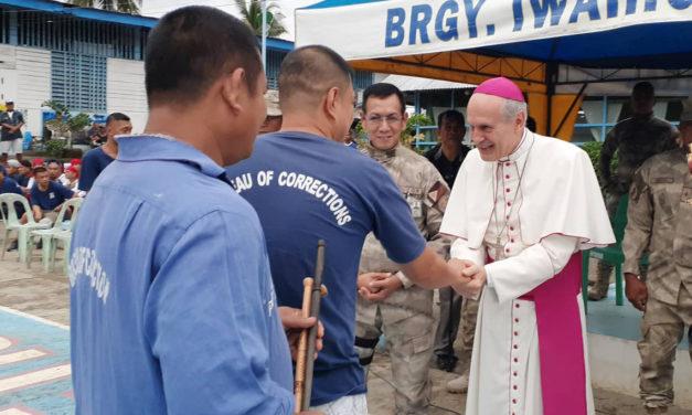 What Archbishop Caccia told Iwahig inmates
