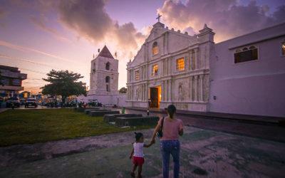 Guiuan town reconsecrates church damaged by Yolanda