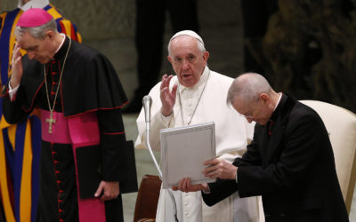Sainthood causes require thorough investigation, pope says