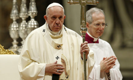 Pope marks 50 years as a priest by presenting writings of his spiritual director