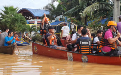 Bishop issues appeal for flood victims in Isabela