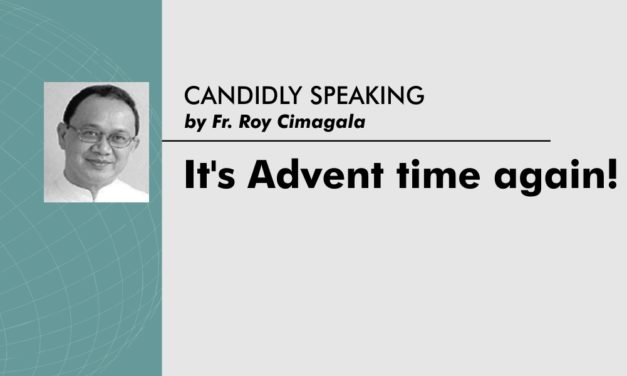 It's Advent time again!