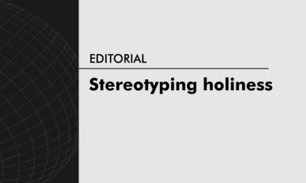 Stereotyping holiness