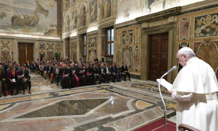 Pope: Catholic entrepreneurs must live out Church's social teaching