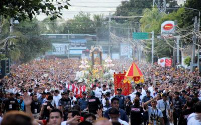 'True Sto. Niño devotee cares   for the environment' — Cebu archbishop