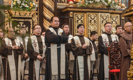 Franciscans to publish books on 500 years of Christianity in PH