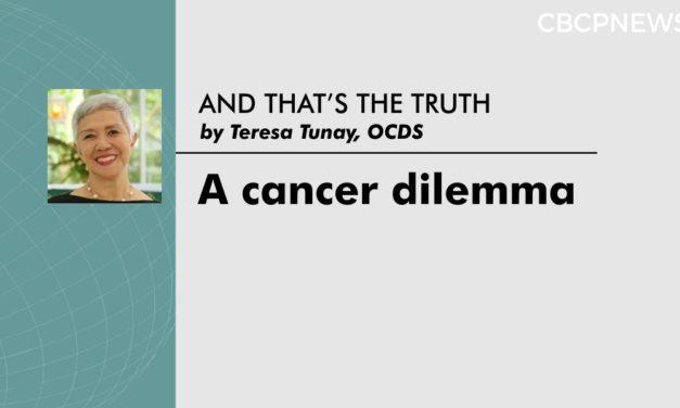 A cancer dilemma