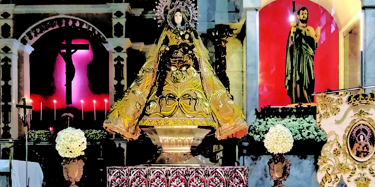 After 26 years, Paombong patroness brought our for veneration
