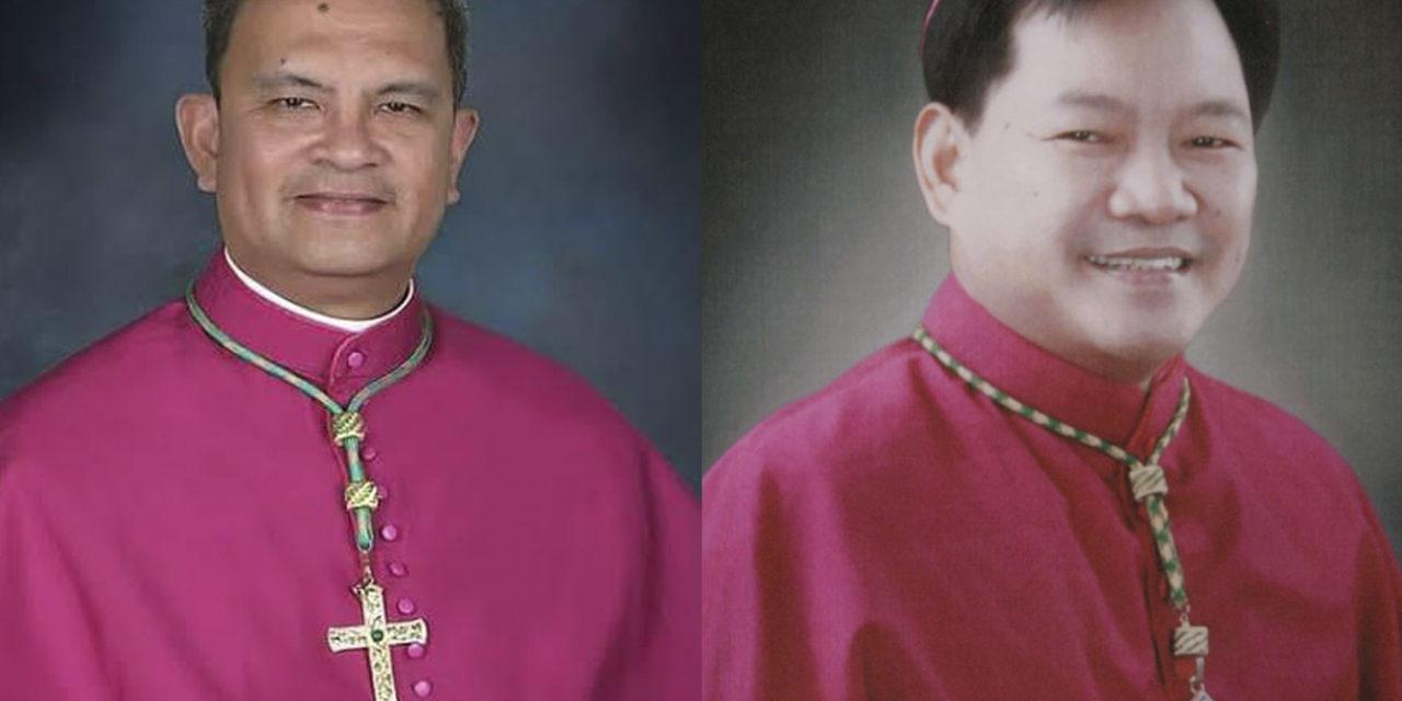 Pope names Bishop Layog as apostolic administrator of Alaminos