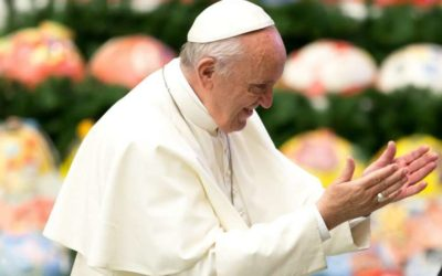 Pope Francis: The Gospel is a call to holiness in concrete actions