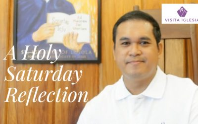 A Holy Saturday Reflection