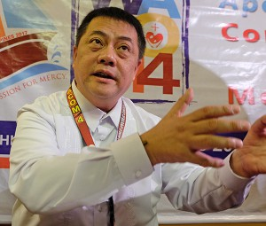 PH opens 'timely' Congress on Mercy