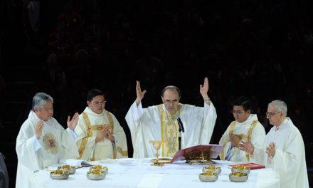 Pope to Catholics: Seek new ways to spread God's mercy