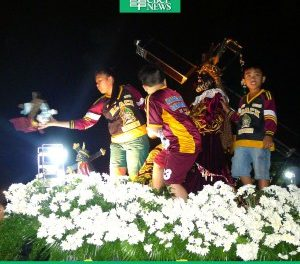 What's the big fuss over the Nazareno?