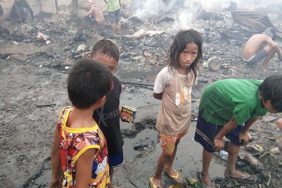 Aid needed for Navotas fire survivors