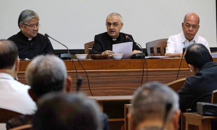 Papal nuncio addresses CBCP plenary assembly