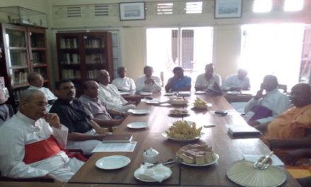 Sri Lankan monks, bishops propose religious councils