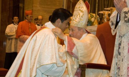Youth told: Obey Pope, shun 'couch potato' life