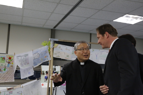 Korea branch of aid group aims to help more persecuted Christians