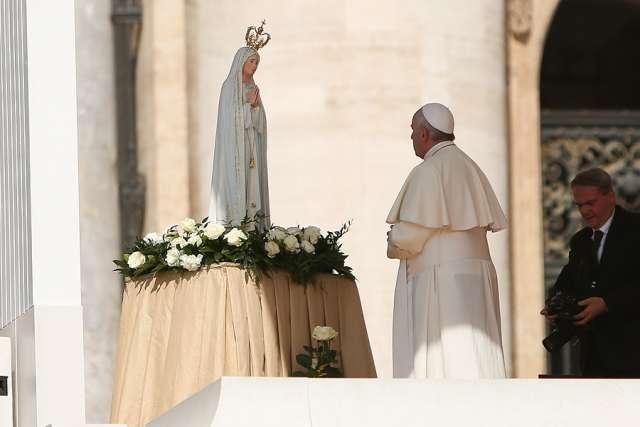 Fatima icon to visit Samar
