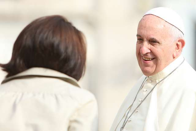 Vatican event to highlight key role of women in peace-building