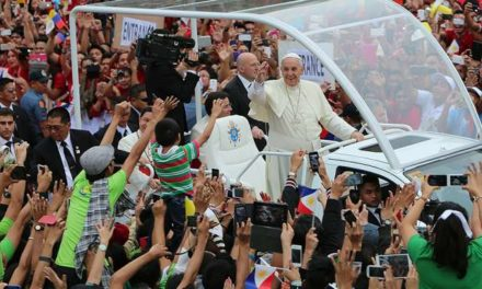 The Church and society need you, Pope Francis tells youth