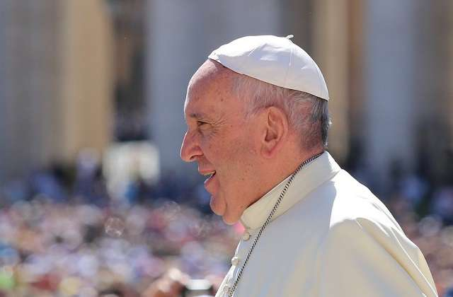 Lent isn't just about penance – it's also a time of hope, Pope Francis says