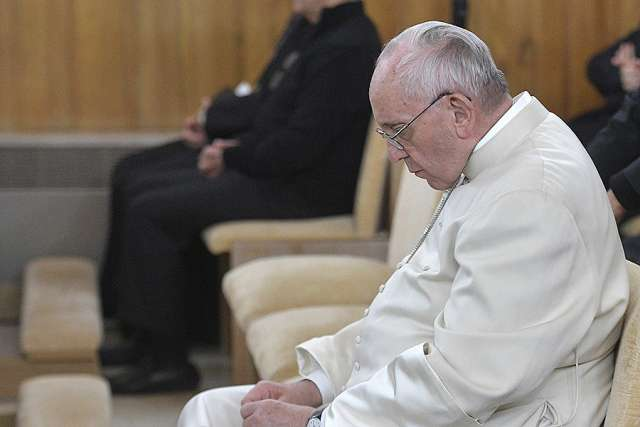 Pope Francis has some ideas on how to fix the priest shortage