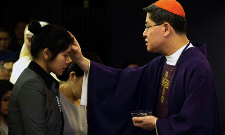 Cardinal Tagle: Real change must come from within ourselves